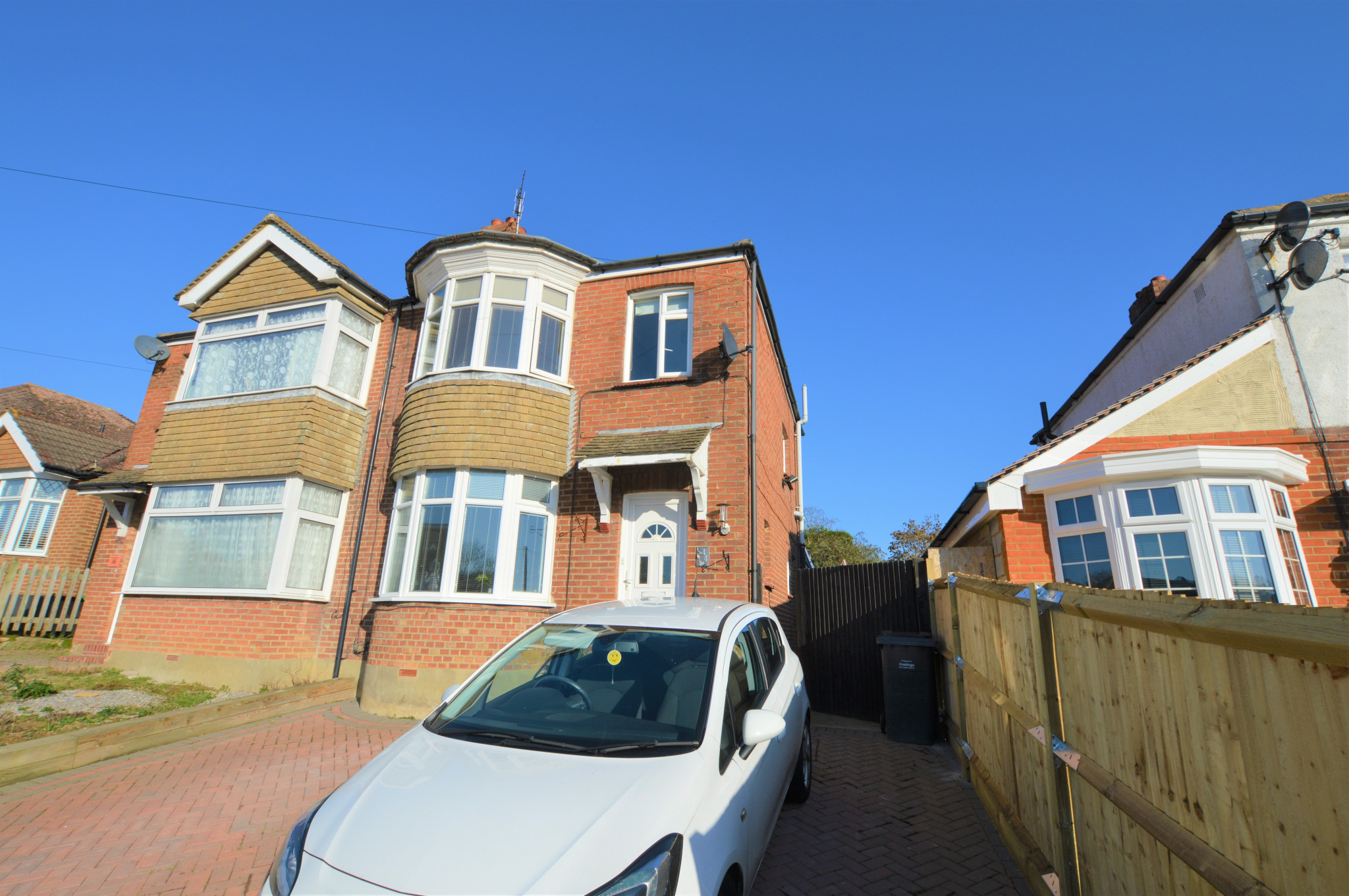 JUST ON THE MARKET - PARK VIEW, HASTINGS