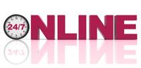 Online 24/7